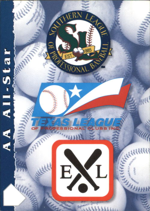 1997 Double-A All-Stars Multi-Ad #1 Title Card