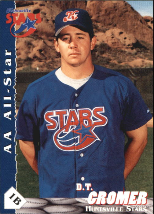 1997 Double-A All-Stars Multi-Ad #11 D.T. Cromer