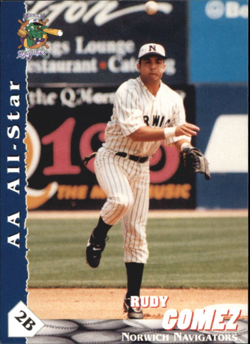 1997 Double-A All-Stars Multi-Ad #17 Rudy Gomez