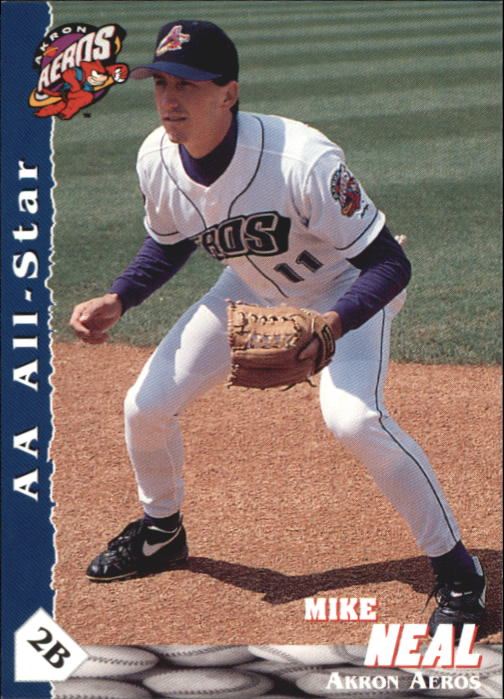 1997 Double-A All-Stars Multi-Ad #23 Mike Neal
