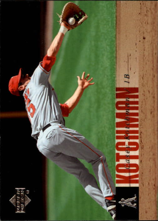 2006 Upper Deck #4 Casey Kotchman