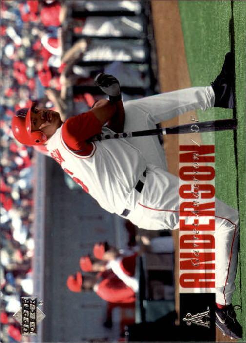 2006 Upper Deck #10 Garret Anderson