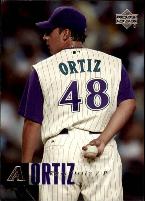 2006 Upper Deck #30 Russ Ortiz