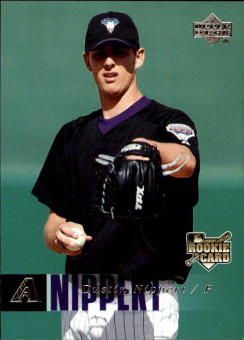 2006 Upper Deck #32 Dustin Nippert (RC)