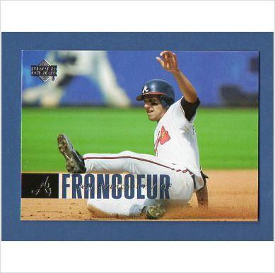 2006 Upper Deck #40 Jeff Francoeur