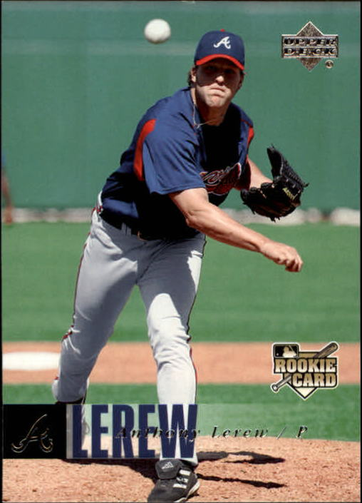2006 Upper Deck #44 Anthony Lerew (RC)