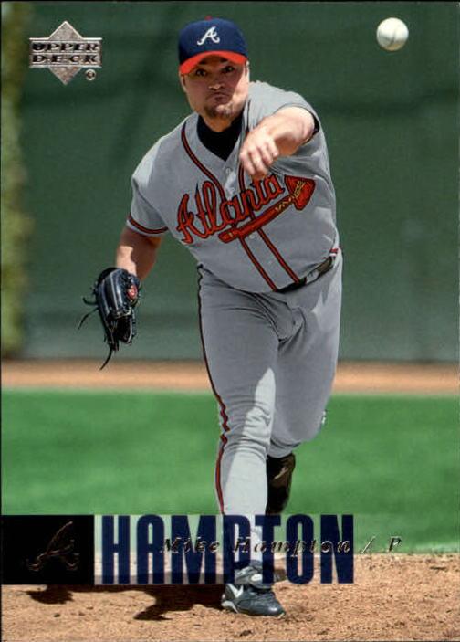 2006 Upper Deck #48 Mike Hampton