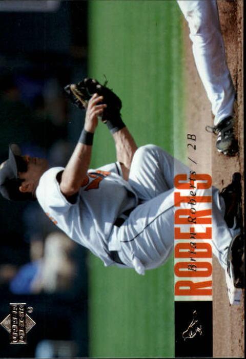 2006 Upper Deck #54 Brian Roberts