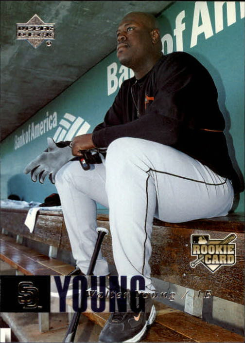 2006 Upper Deck #55 Walter Young (RC)