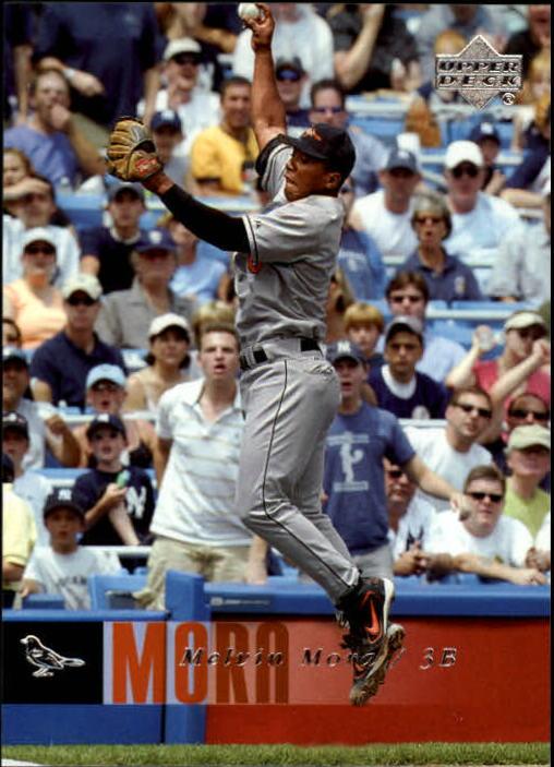 2006 Upper Deck #64 Melvin Mora