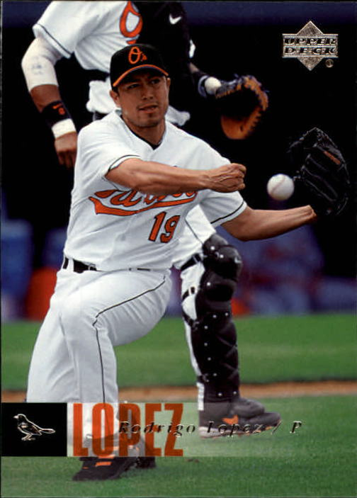 2006 Upper Deck #67 Rodrigo Lopez