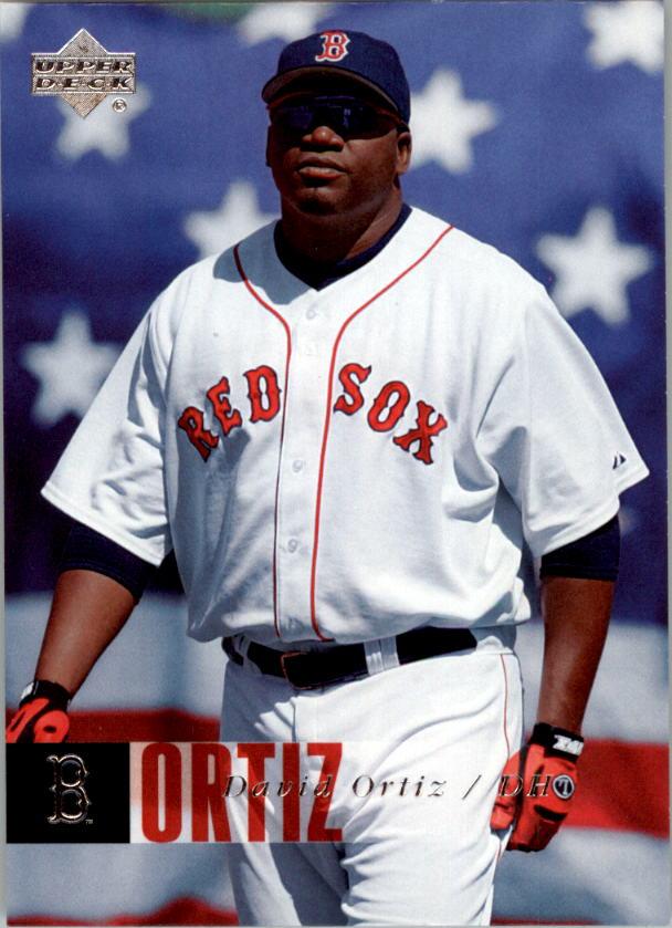 2006 Upper Deck #73 David Ortiz