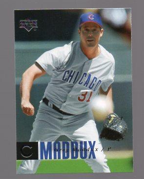 2006 Upper Deck #92 Greg Maddux