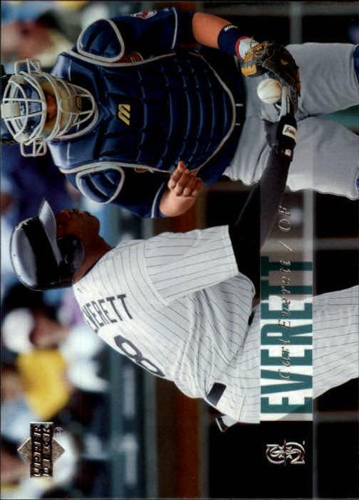 2006 Upper Deck #107 Carl Everett