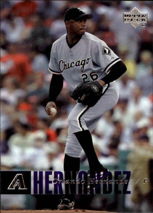 2006 Upper Deck #117 Orlando Hernandez