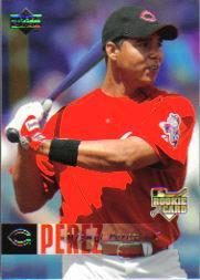 2006 Upper Deck #127 Miguel Perez (RC)