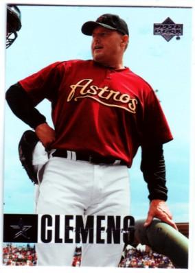 2006 Upper Deck #216 Roger Clemens