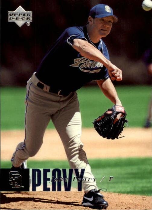2006 Upper Deck #376 Jake Peavy