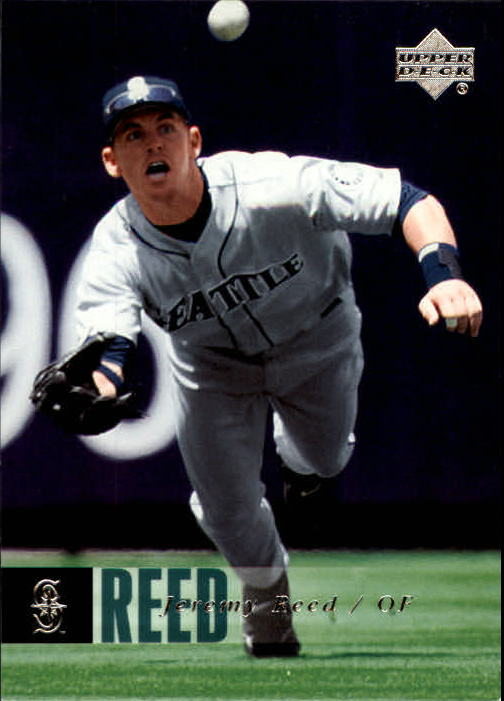 2006 Upper Deck #409 Jeremy Reed
