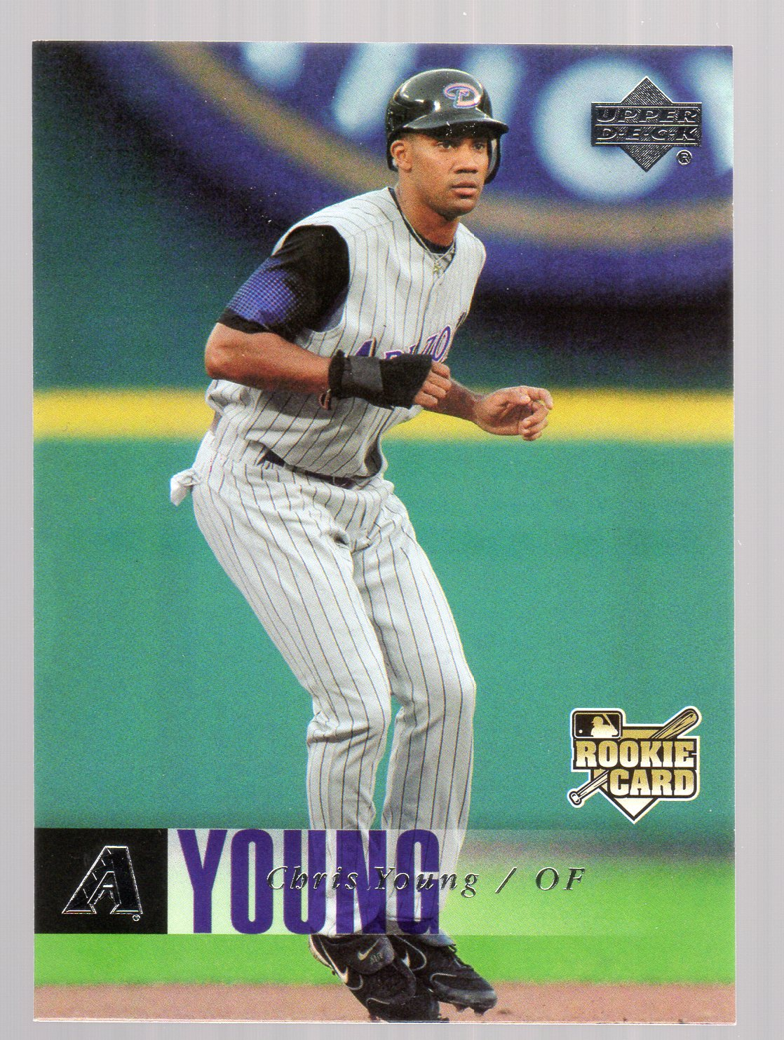 2006 Upper Deck #1004 Chris B. Young (RC)
