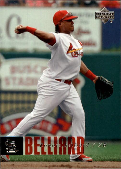 2006 Upper Deck #1187 Ronnie Belliard