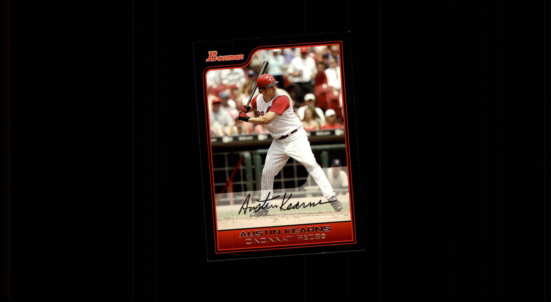 2006 Bowman #31 Austin Kearns