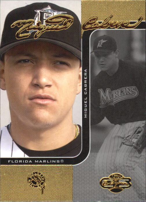 2006 Topps Co-Signers #8 Miguel Cabrera