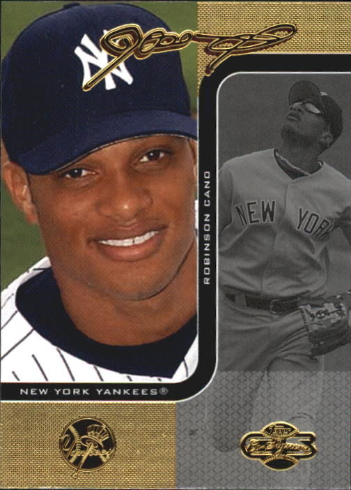 2006 Topps Co-Signers #22 Robinson Cano