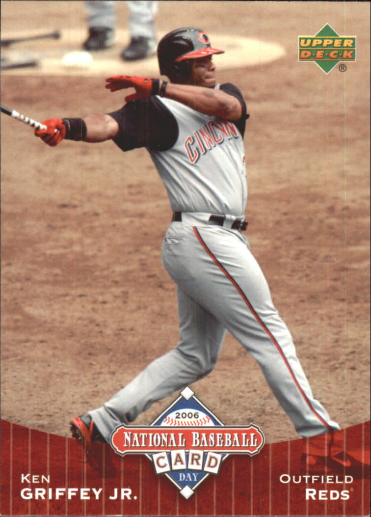 2006 Upper Deck National Baseball Card Day #UD7 Ken Griffey Jr.