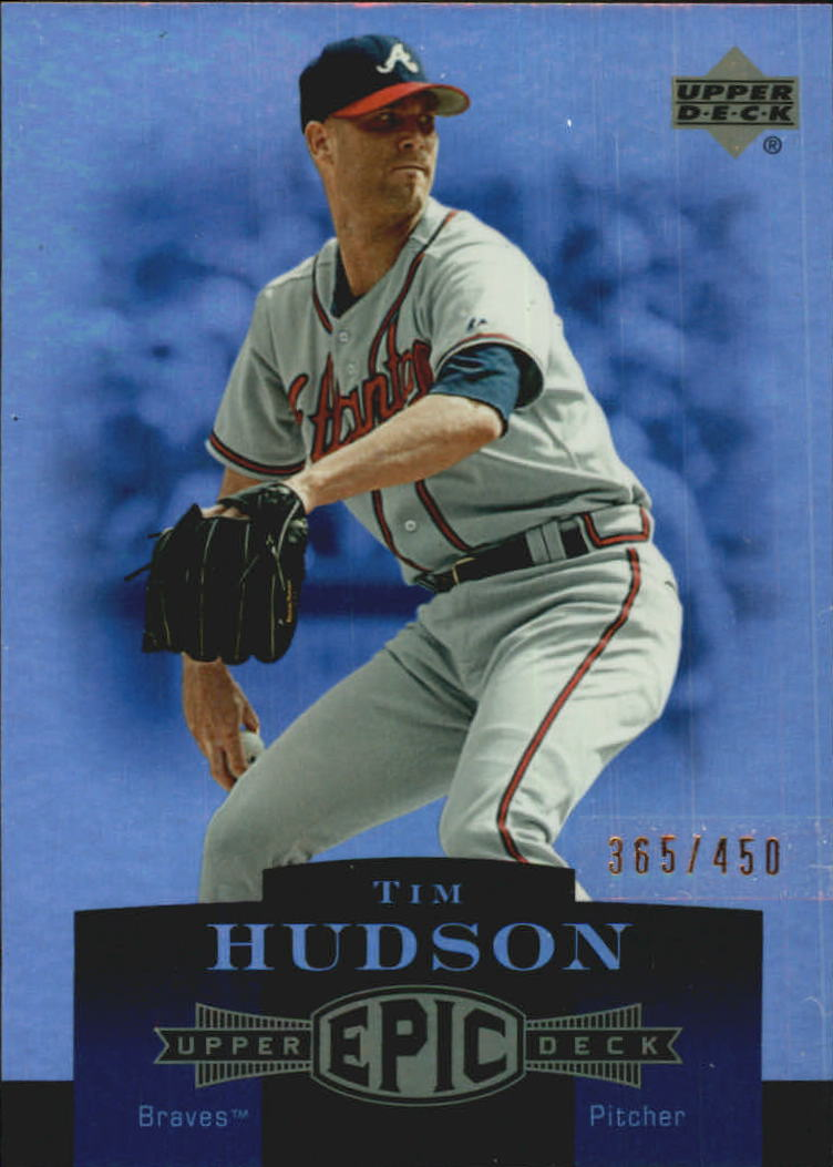 2006 Upper Deck Epic #16 Tim Hudson