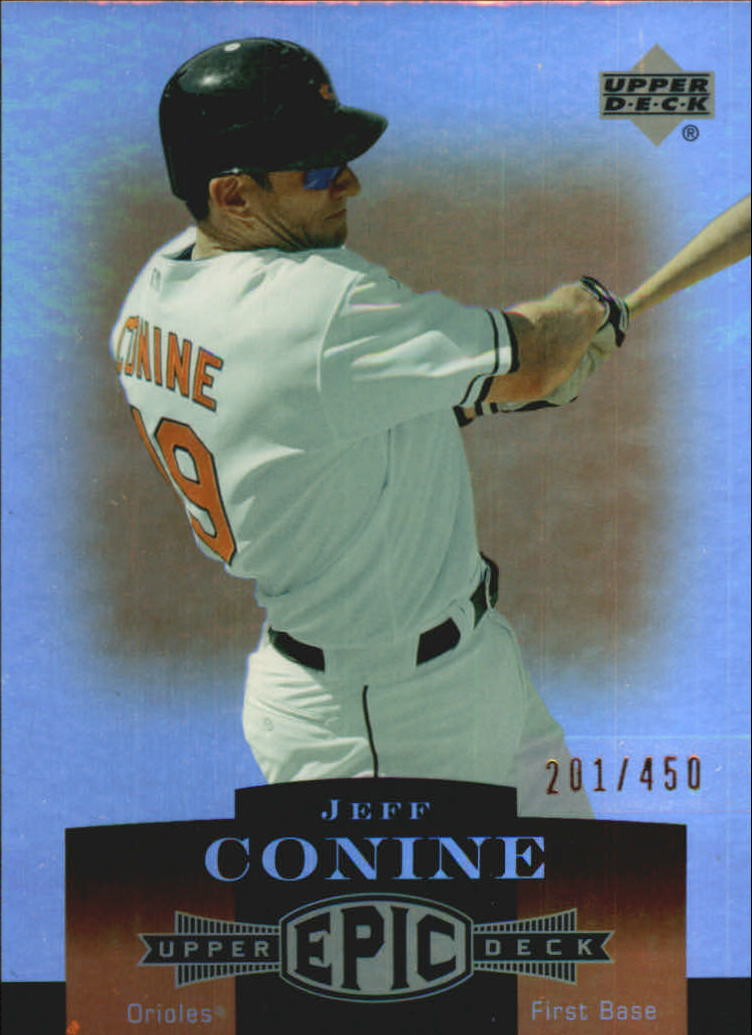2006 Upper Deck Epic #21 Jeff Conine