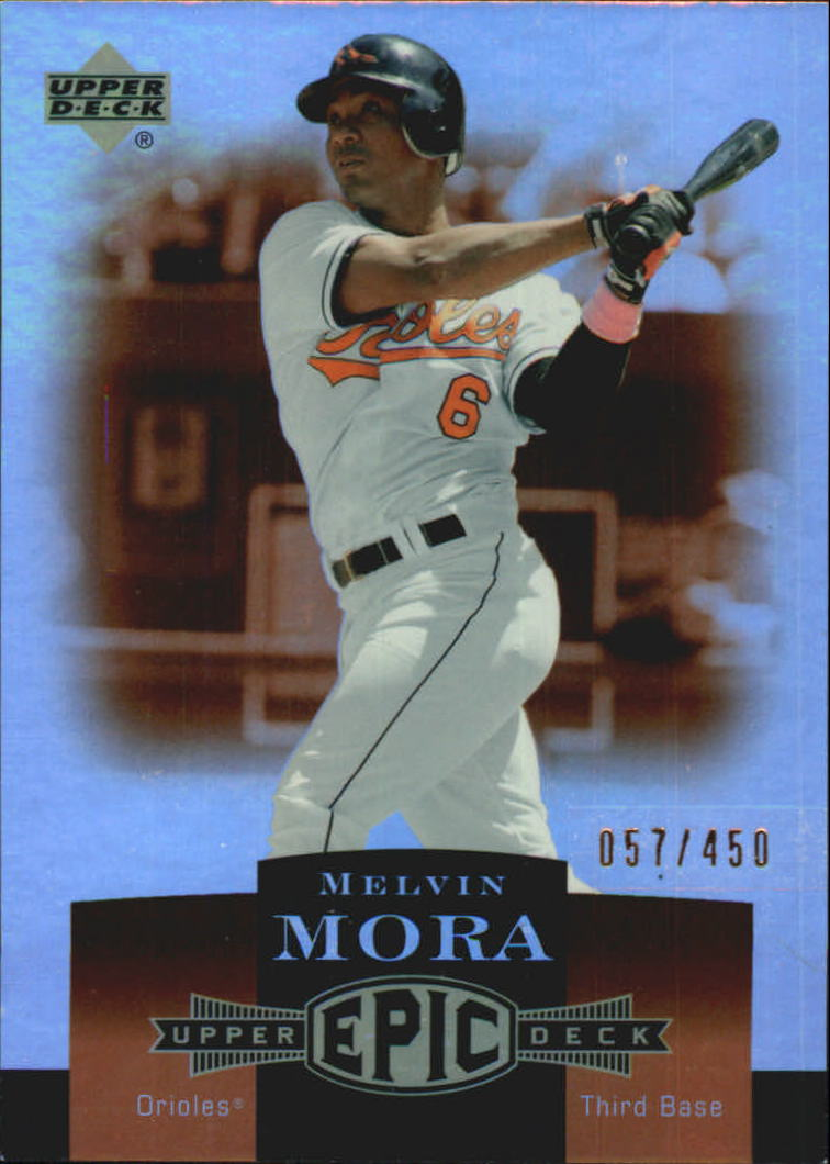 2006 Upper Deck Epic #22 Melvin Mora