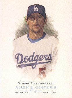 2006 Topps Allen and Ginter #19 Nomar Garciaparra