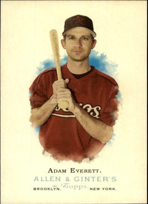 2006 Topps Allen and Ginter #87 Adam Everett