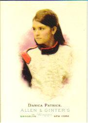 2006 Topps Allen and Ginter #305 Danica Patrick SP