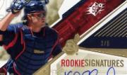 2006 SPx Rookie Signature Gold #109 Kelly Shoppach