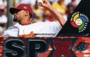 2006 SPx Winning Materials #JS Johan Santana