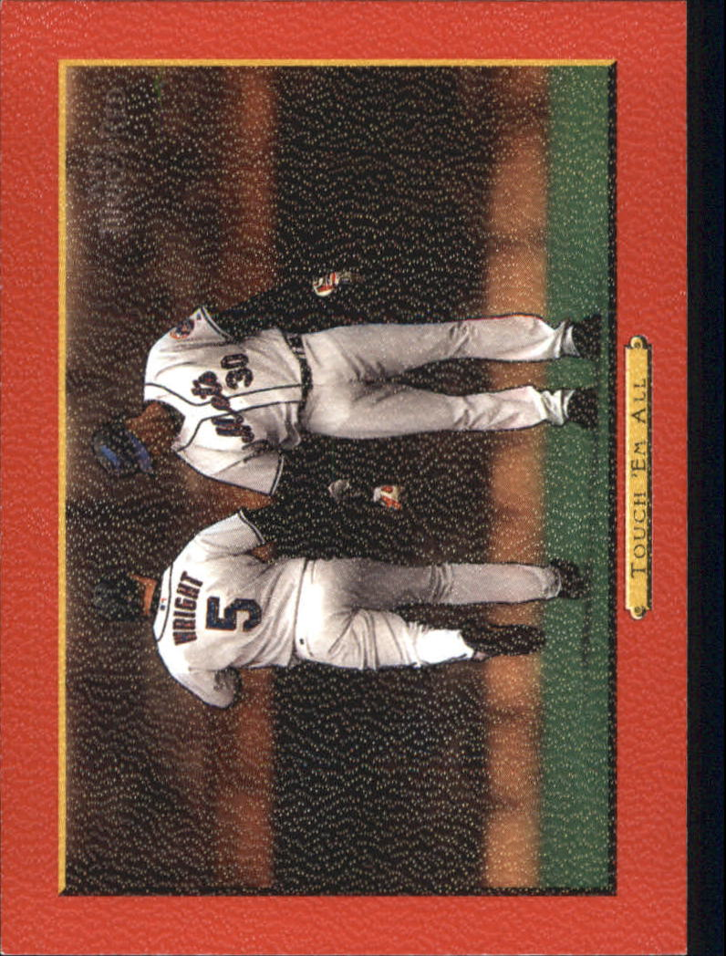 2006 Topps Turkey Red Red #576 Touch Em All CL