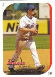 2006 Bowman Originals #1 David Wright