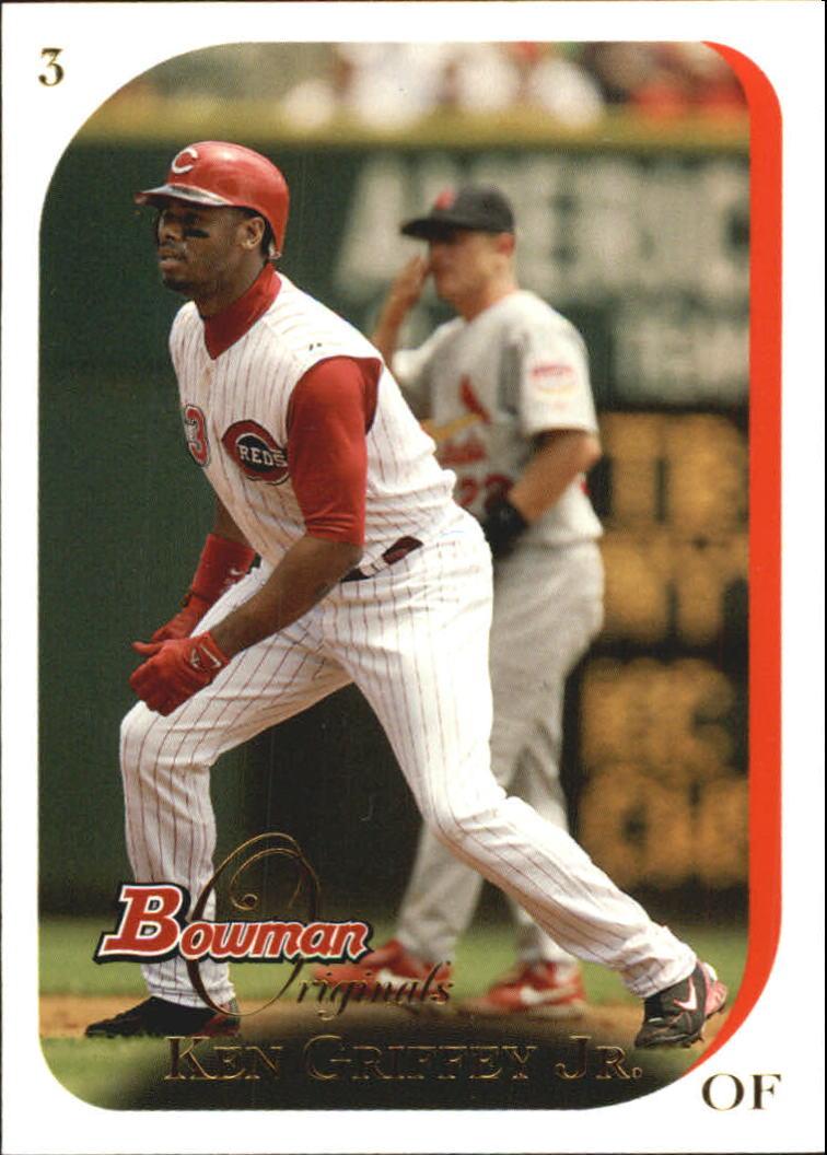 2006 Bowman Originals #4 Ken Griffey Jr.