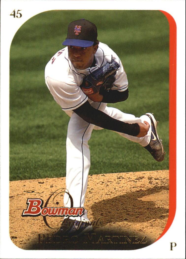 2006 Bowman Originals #20 Pedro Martinez