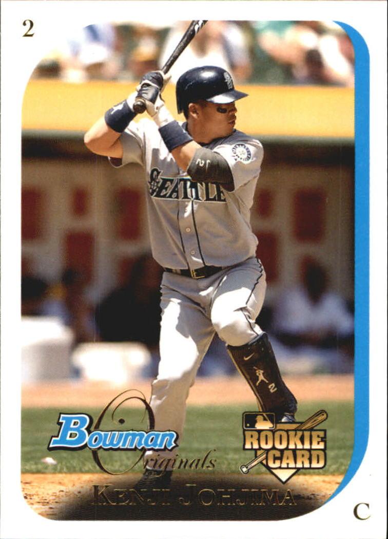 2006 Bowman Originals #45 Kenji Johjima RC