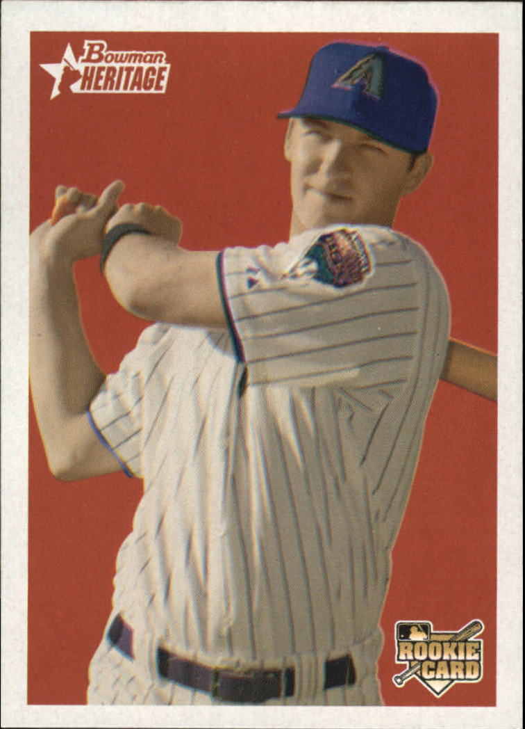 2006 Bowman Heritage #290 Stephen Drew SP (RC)