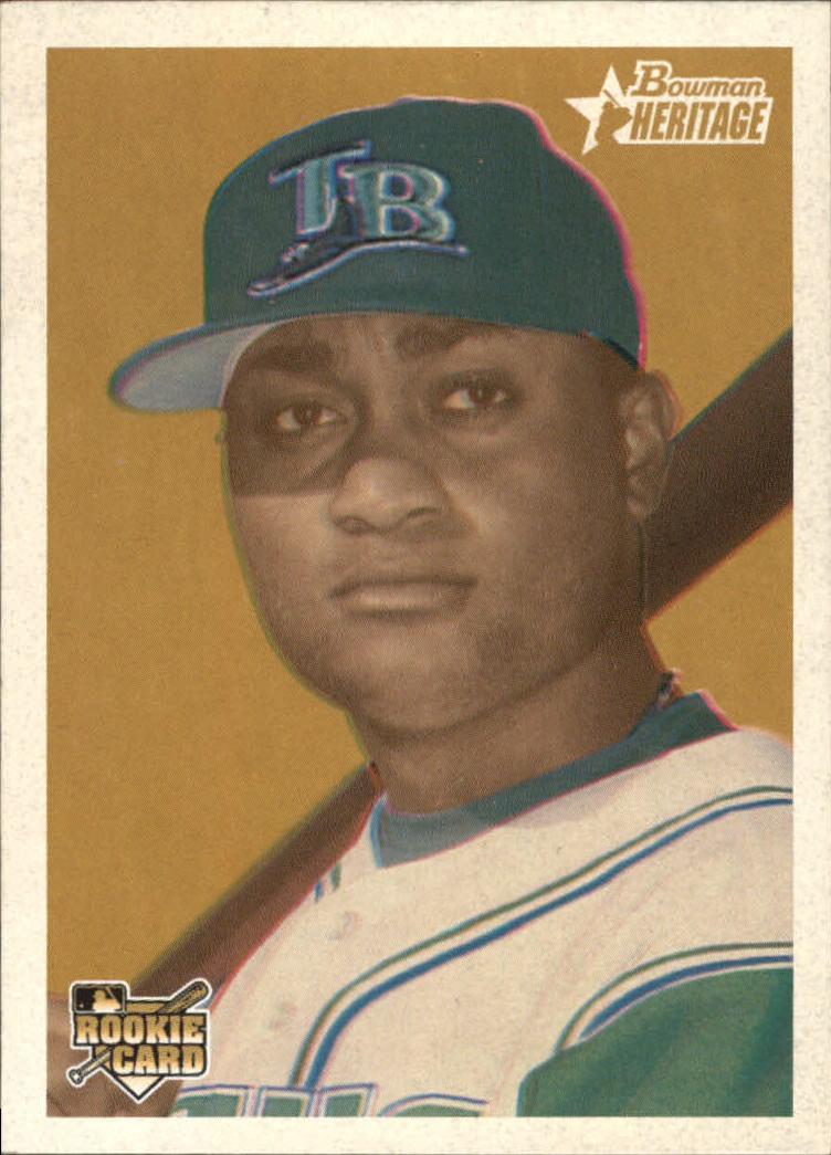 2006 Bowman Heritage #291 Joel Guzman (RC)