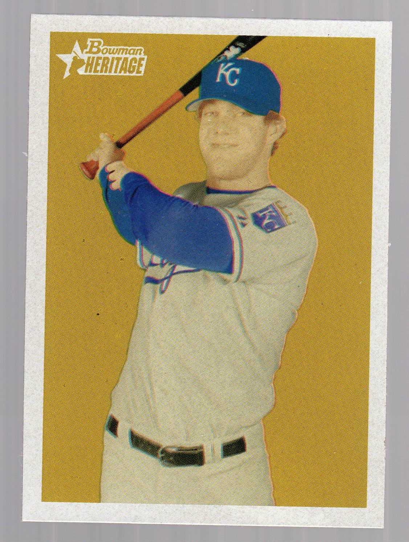 2006 Bowman Heritage Prospects #6 Alex Gordon