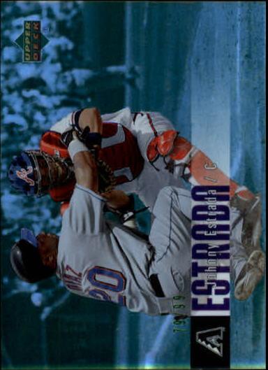 2006 Upper Deck Special F/X Green #43 Johnny Estrada