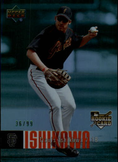 2006 Upper Deck Special F/X Green #952 Travis Ishikawa