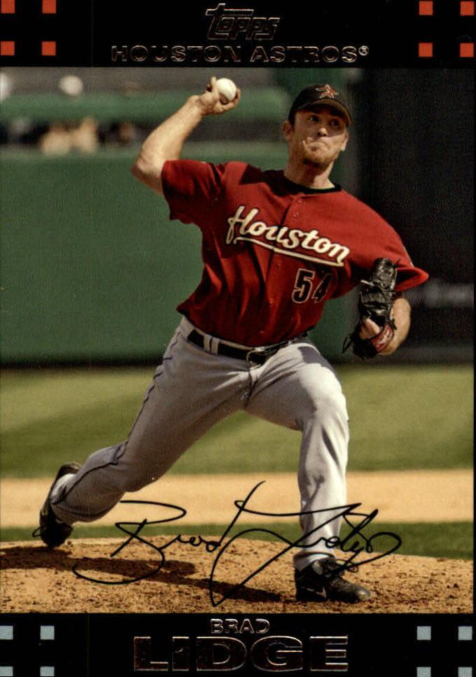 2007 Topps Red Back #3 Brad Lidge