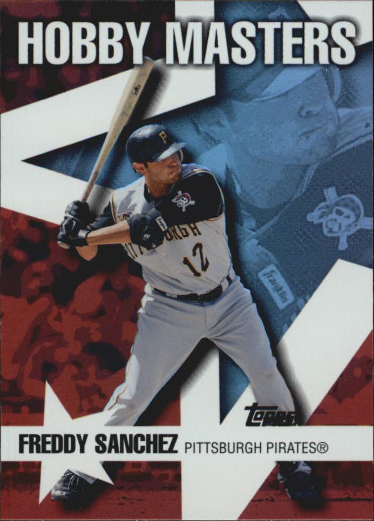 2007 Topps Hobby Masters #HM9 Freddy Sanchez