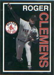 1991 Starline Prototypes Version 2 #1 Roger Clemens